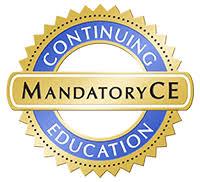 mandatory CE