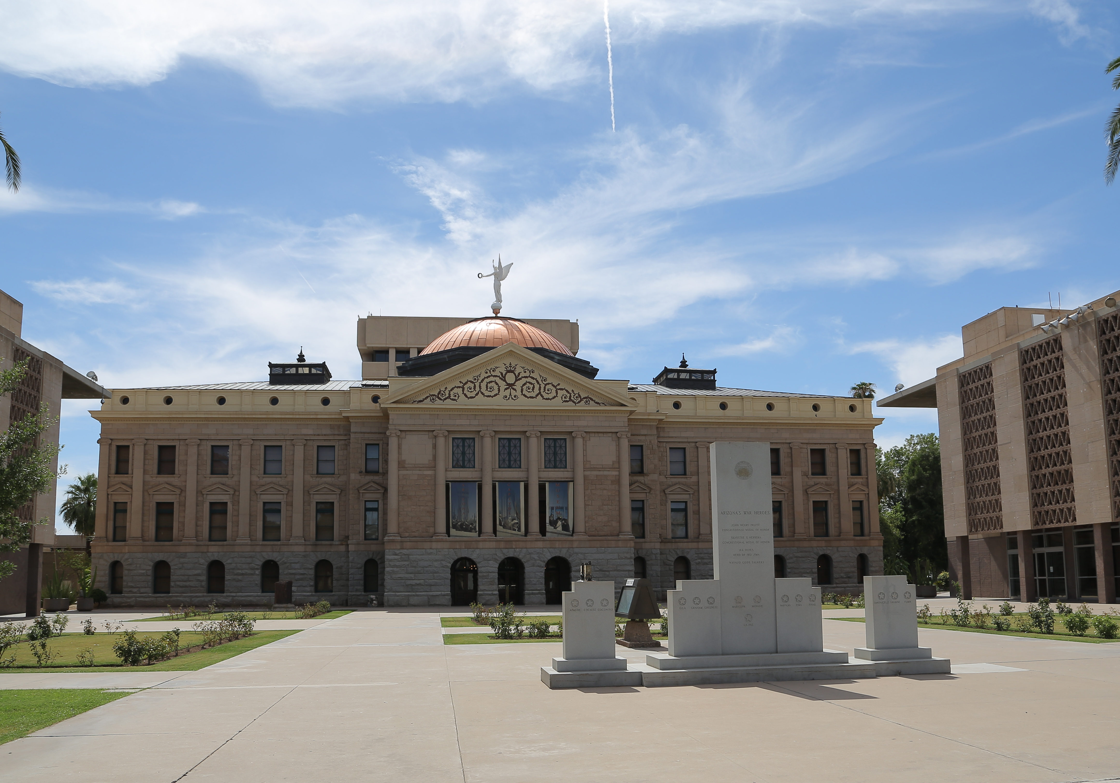 Arizona State Capitol, Phoenix, Arizona, USA